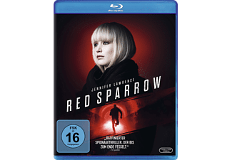 Red Sparrow - (Blu-ray)