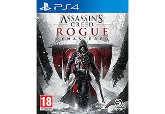 Assassin's Creed: Rogue Remastered PlayStation 4