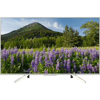 SONY KD-55XF7077 LED TV (Flat, 55 Zoll, UHD 4K, SMART TV)