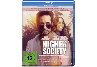 HIGHER SOCIETY - (Blu-ray)