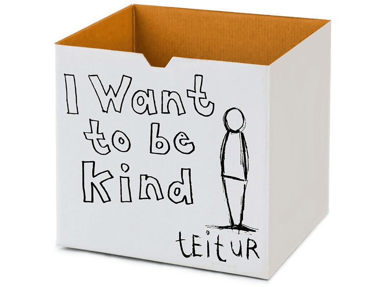 Teitur - I Want to Be Kind [Vinyl]
