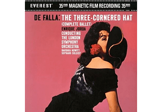 Barbara Howitt, London Symphony Orchestra - The Three Cornered Hat - (Vinyl)