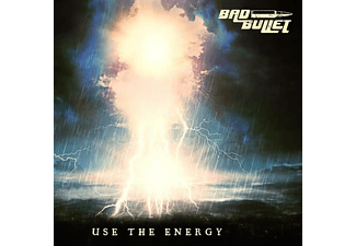 Bad Bullet - Use The Energy - (CD)