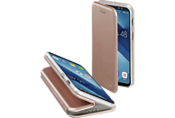 HAMA Curve Bookcover Samsung Galaxy A6 (2018) Polyurethan/Thermoplastisches Polyurethan Rosegold