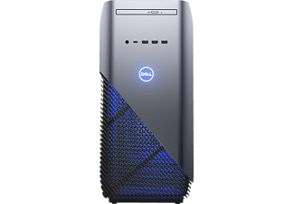 DELL INSPIRON 5680, Gaming PC mit Core™ i5 Prozessor, 8 GB RAM, 1 TB HDD, 128 GB SSD, GeForce GTX 1060, 3 GB