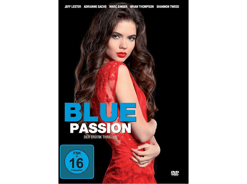 Blue Passion [DVD]