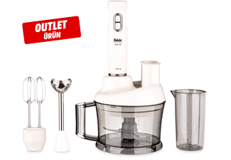 FAKIR SMS 410 1700 W Rendeli Blender Seti Outlet