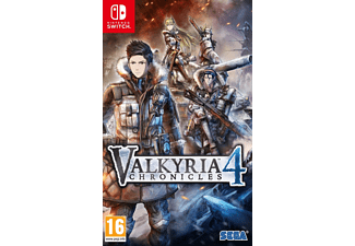 Valkyria Chronicles 4: Memoirs From Battle Edition Nintendo Switch