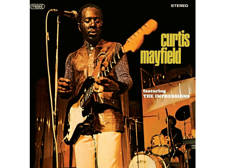 * - Curtis Mayfiled Featuring The Impressions [Vinyl]