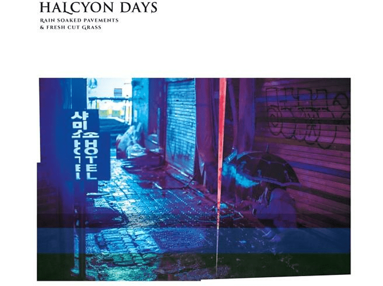 Halcyon Days - Rain Soaked Pavements & Freh Cut Grass [CD]