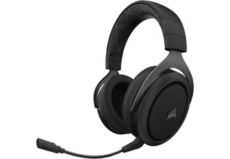 CORSAIR HS70 Wireless Gaminghörlurar - Carbon