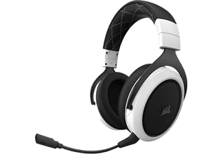 CORSAIR HS70 Wireless Gaminghörlurar - Vit