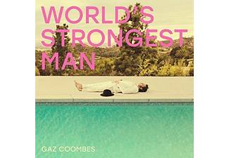 Gaz Coombes - World's Strongest Man - (Vinyl)