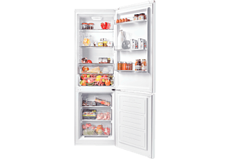 Frigorífico combi - Candy CHFM6182WP, 292 L, Frost free, Clase A+, Blanco
