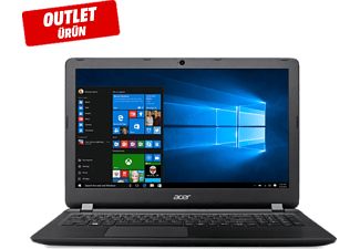 "ACER ""ES1-533-P8VL 15.6"" Ekran Intel® Pentium® Quad Core N4200 İşlemci 4GB 500GB Windows 10 Laptop Outlet"