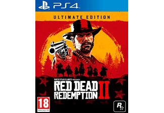 Red Dead Redemption 2 - Ultimate Edition PlayStation 4