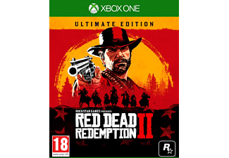 Red Dead Redemption 2 - Ultimate Edition Xbox One