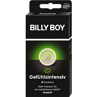 BILLY BOY GEFÜHLSINTENSIV 6ER Kondome