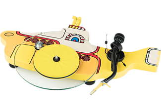 PRO-JECT Plattenspieler The Beatles Yellow Submarine Sammler Edition