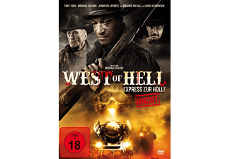 West of Hell-Express zur Hölle - (DVD)