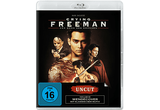 Crying Freeman (Uncut) - (Blu-ray)