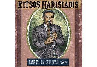 Kitsos Harisiadis - Lament in a Deep Style 1929-1931 - (CD)