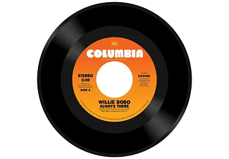 Willie Bobo - Always There/Comin' Over Me - (Vinyl)