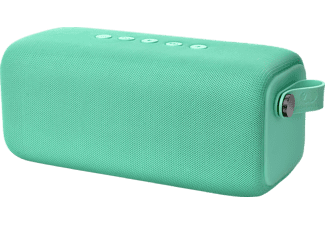 FRESH N REBEL Rockbox Bold L, Bluetooth Lautsprecher, Wasserfest, Mintgrün
