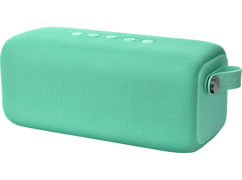 FRESH N REBEL Rockbox Bold L Bluetooth-Lautsprecher, Mintgrün, Wasserfest | 08718734654797