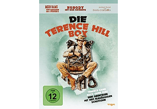 Die Terence Hill Box - (DVD)