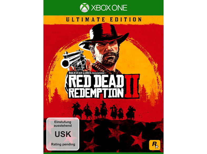 Red Dead Redemption 2 (Ultimate Edition) [Xbox One]
