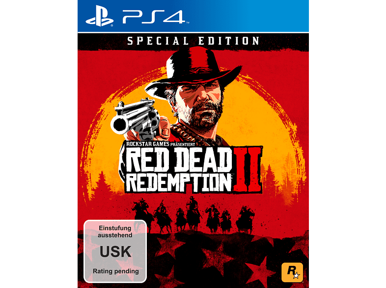 Red Dead Redemption 2 (Special Edition) [PlayStation 4]