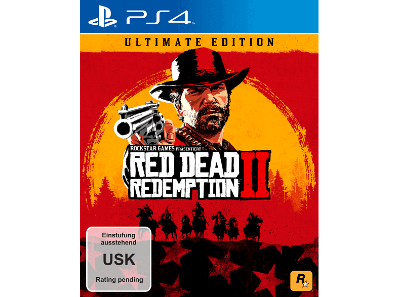Red Dead Redemption 2 (Ultimate Edition) [PlayStation 4]