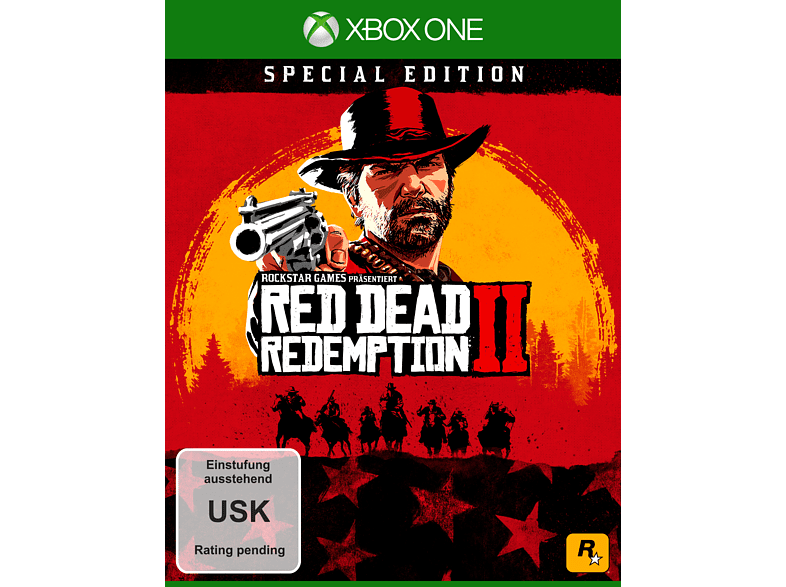 Red Dead Redemption 2 (Special Edition) [Xbox One]