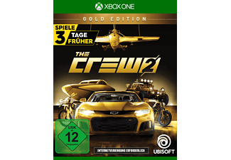 XBO THE CREW 2 (GOLD EDITION) - Xbox One
