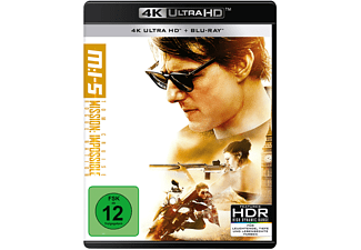 Mission - Impossible 5 - Rogue Nation  Limitiert [4K Ultra HD Blu-ray + Blu-ray]