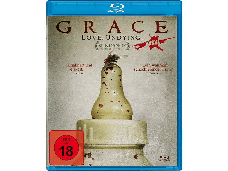 Grace - Love. Undying [Blu-ray]