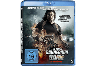 The Most Dangerous Game - (Blu-ray)