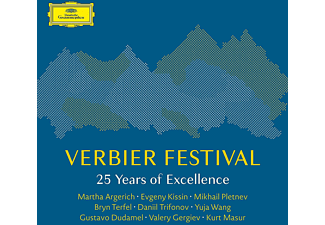 VARIOUS - Verbier Festival-25 Years Of Excellence - (CD)