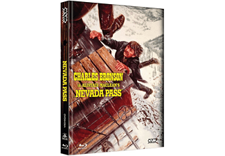 Nevada Pass - (Blu-ray + DVD)