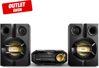 PHILIPS FX10/12 Mini Hi-Fi Sistemi Outlet