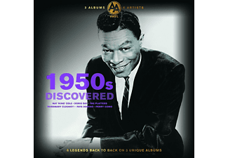 VARIOUS - Discovered 1950s - (Vinyl)