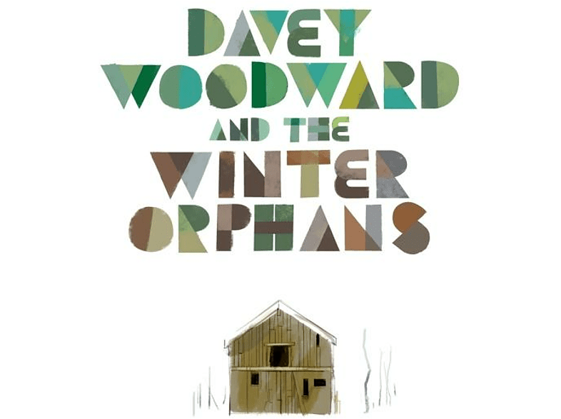 Davey -and The Winter Orphans- Woodward - Davey Woodward And The Winter Orphans [CD]
