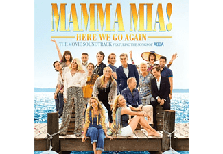 VARIOUS - Mamma Mia! Here We Go Again (2LP) - (Vinyl)