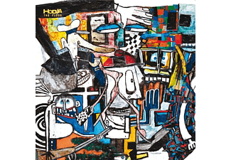 Hodja - The Flood (Colored Vinyl/Poster/MP3) - (Vinyl)