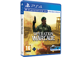 Operation Warcade (VR) PlayStation 4