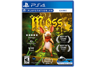 Moss PlayStation VR