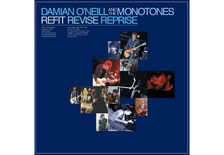 Damian And The Monotones O'neill - Refit Revise Reprise - (CD)