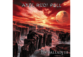 Axel Rudi Pell - THE BALLADS 3 (+CD) - (LP + Bonus-CD)