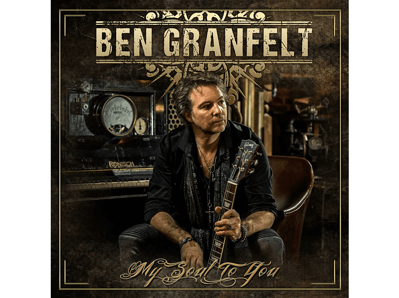 Ben Granfelt - My Soul to You [CD]
